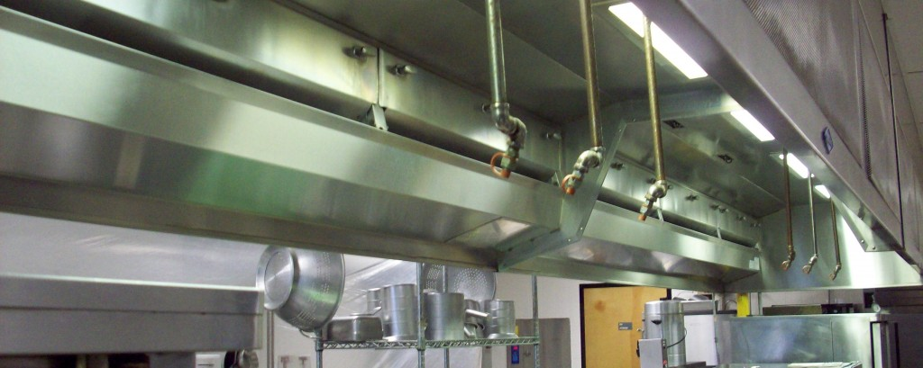 Northwest Seattle Kitchen Exhaust Cleaning Hood Vents